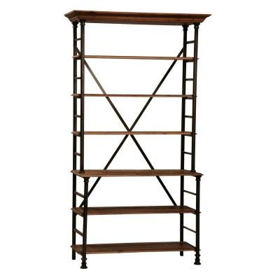 Portebello Baker Rack Bookcase